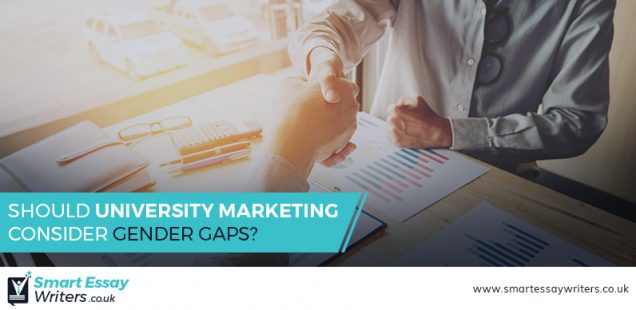 Should University Marketing Consider Gender Gaps?