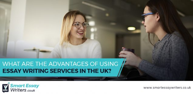 What are the Advantages of Using Essay Writing Services in the UK?