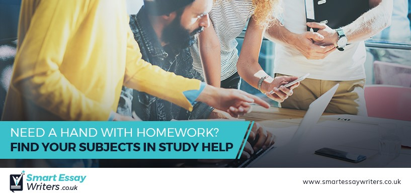 Need A Hand With Homework? Find the Answer to Your Woes with Study Help